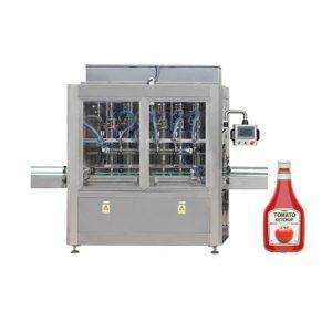 I-paste ang machine ng pagpuno para sa tomato paste, cosmetic cream