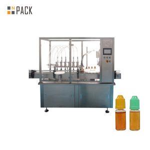 Peristaltic pump liquid filling machine para sa maliit na vial bote
