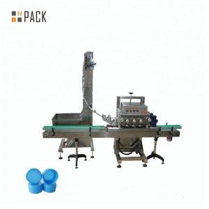 Awtomatikong rotary capping machine para sa medikal na bote