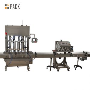 Table top peristaltic pump vial filing plugging at sealing machine
