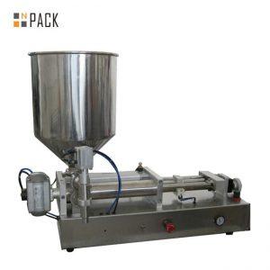 Costomic 2 Heads Semi Awtomatikong Acid Liquid Filling Machine