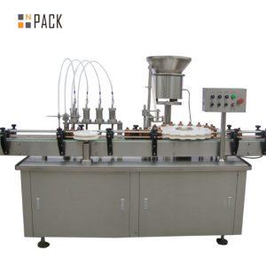 Ethyl alkohol pagpuno machine 2 oz