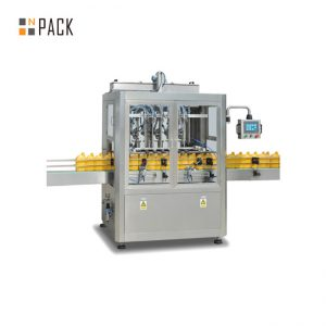 Awtomatikong garapon pagpuno ng packing machine / 5 galon washing capping filling machine