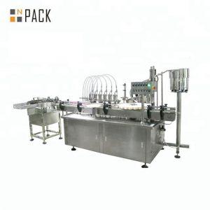 buong awtomatikong vials pagpuno machine kemikal na pagpuno machine na may pinakamahusay na presyo