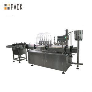 Awtomatikong Multi-ulo ng Liquid at Cream Digital na Pagpuno ng Machine